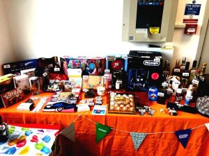 In2tec's Raffle Supporting both The Lullaby Trust & Worlds Largest Coffee Morning