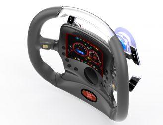 In2tec Steering Wheel Demonstrator